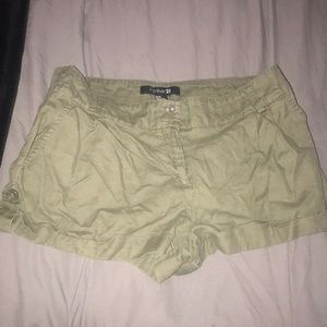 Forever 21 cotton shorts